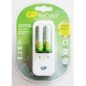 R6 AAA batteries with charger