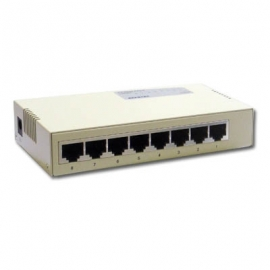 Switch Fast Ethernet 8 10 100 Mbps RP1708K