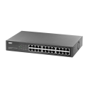 Switch Fast Ethernet 24 10 100 Mbps standalone