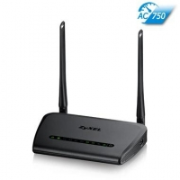 AC750 Zyxel Wireless Router Gigabit Dualband NBG6515