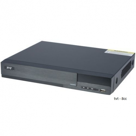 8 channel TVT AHD 1080p DVR Digital Video Recorder
