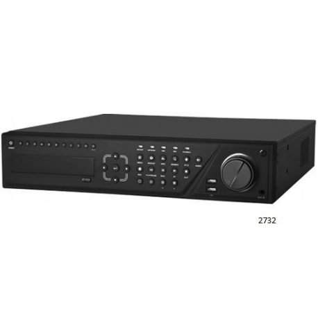 32 channel DVR TVT 32 4 HDMI audio video