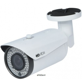 Camera exterior 80 LED IR 40m 4in 1 2MP 1080p Bullet