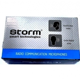 Dynamic Microphone 4 pin Storm