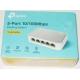switch 5 ports network PCs