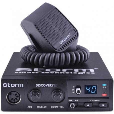 storm discovery model II power 4 8 15w