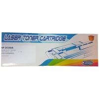black toner compatible hp 30A cf230a without chip