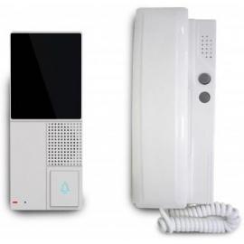 interfon audio doua fire ieftin dimensiuni mici