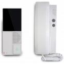 cheap two-wire audio intercom small size