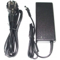 laptop power supply with 5mm2 x 2mm5 plug