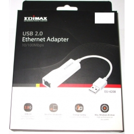 USB 2 Fast Ethernet Adapter