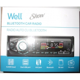 ISO included USB car radio mp3