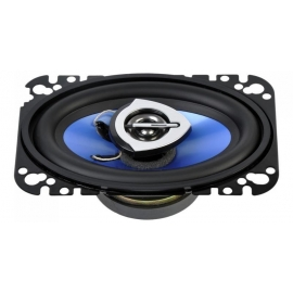two 6 inch 80 W car speakers