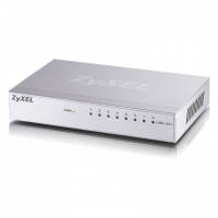 8 Giga Switch 1000 Mbps metal housing Zyxel