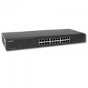 Switch Giga Ethernet 24 porturi pentru rack 19