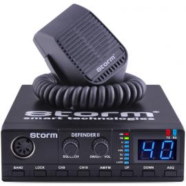 STORM Defender II at power4w CB radio