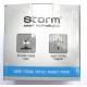 STORM Magnetic base 125 mm DV