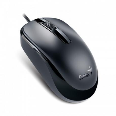GENIUS DX-120 USB Mouse Black