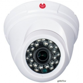 Ir20 dome analog camera meters 1MP