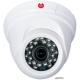 Ir20 dome analog camera meters 1MP
