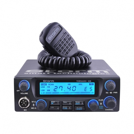 TORNADO 1v5 35W AM FM SSB