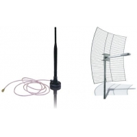 ANTENNAS OUTDOOR AND INDOOR